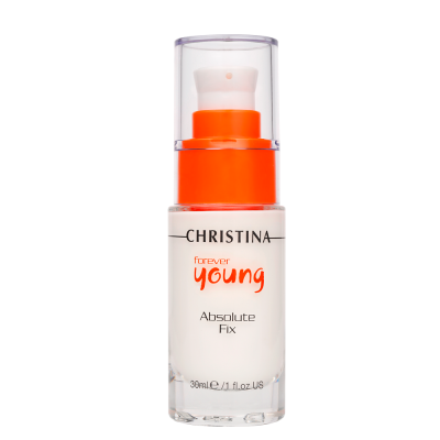 Сыворотка от мимический морщин Аболют фикс Фореве Янг Christina Forever Young Absolute Fix Reducing Serum