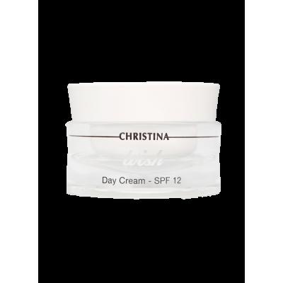 Дневной крем SPF 12 Виш Christina Wish Day Cream