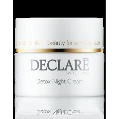 Ночной крем Детокс для омоложения Declare Detox Night Cream