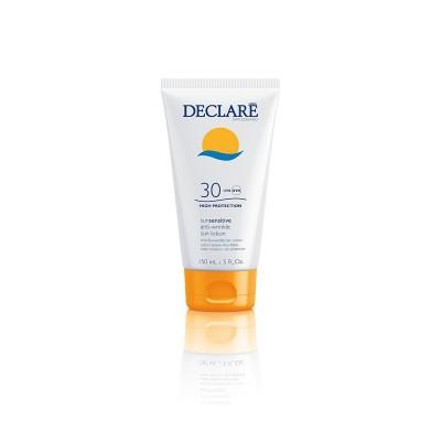 Солнцезащитное лосьон против старения кожи СПФ-30 Declare Anti-Wrinkle Sun Protection Lotion SPF-30