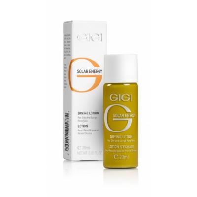 Подсушивающий лосьон Solar Energy GIGI Drying lotoin for oily skin