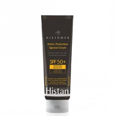 Солнцезащитный крем для лица и тела SPF50+(SPF80) Histomer HISTAN BODY CREAM SPF 50+