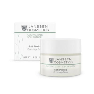 Деликатный пилинг Janssen Soft Peeling