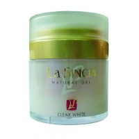 Крем-гель для жирной кожи La Sincere CLEAR WHITE W