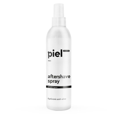 Спрей после бритья Piel Cosmetics SILVER AFTER SHAVE