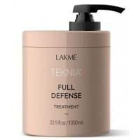 Шампунь для комплексной защиты волос 1000 мл Lakme Teknia Full Defense Shampoo