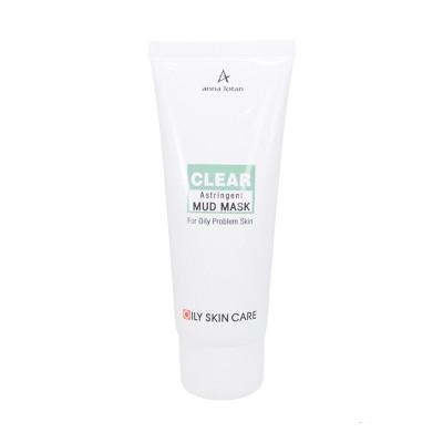 Стягивающая маска для жирной кожи Anna Lotan Astringent Mud Mask