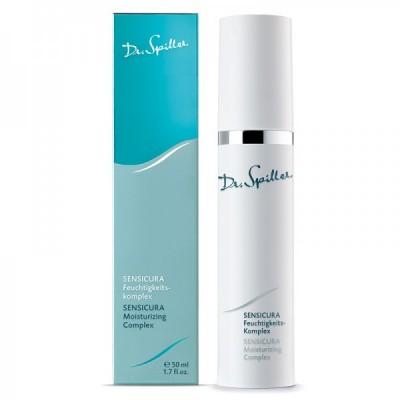 Легкий увлажняющий крем для чувствительной кожи Sensicura Dr. Spiller Sensicura Moisturizing Complex