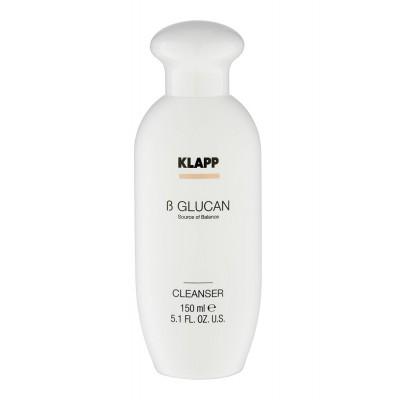 Очищающий крем Бета Глюкан KLAPP Beta Glucan Cleanser