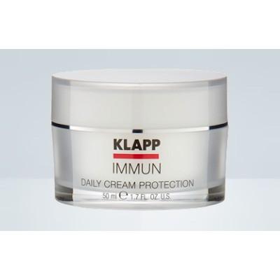 Крем для лица Иммун Дневная Защита KLAPP Immun Daily Cream Protection