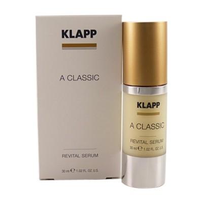 Сыворотка Витамин А Ретинол KLAPP A Classic Revital Serum