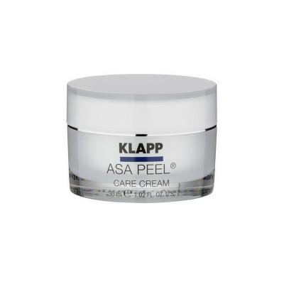 Крем-пилинг АСА KLAPP ASA Cream