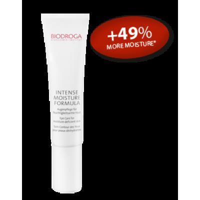 Легкий увлажняющий крем для сухой кожи вокруг глаз Biodroga Eye Care for moisture-deficient skin