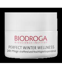 Питательный защитный крем 24-часового действия Biodroga Perfect Winter Wellness 24h Care