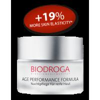 Омолаживающий ночной крем для зрелой кожи Biodroga Night Care for mature skin