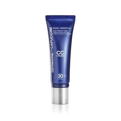 CC Крем для ежедневного ухода бежевый SPF-30 Germaine de Capuccini Excel Therapy 02 CC Cream Daily Perfe Beige