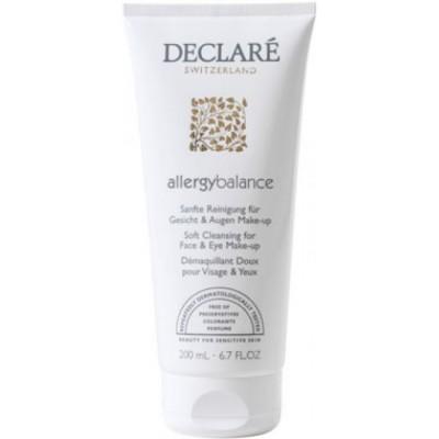 Мягкий очищающий гель для лица Declare Soft Cleansing