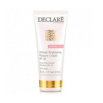Осветляющий увлажняющий крем для лица SPF-30 Declare Ultimate Brightening Moisture Cream SPF 30