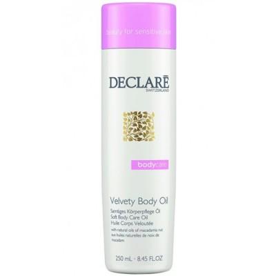 Бархатное масло для тела Declare Velvety Body Oil