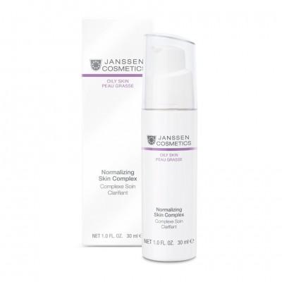 Нормализирующий концентрат Janssen Normalizing Skin Complex