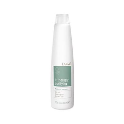 Себорегулирующий шампунь для жирных волос Lakme K.THERAPY PURIFYING SHAMPOO