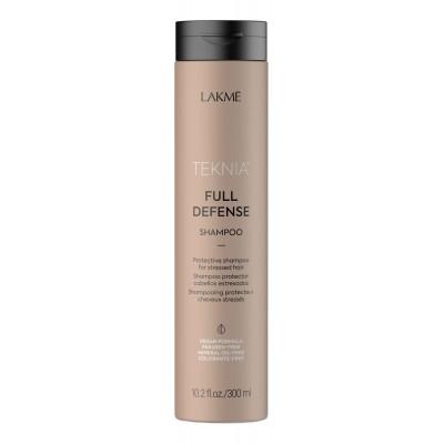Шампунь для комплексной защиты волос 300 мл Lakme Teknia Full Defense Shampoo