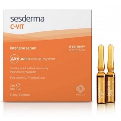 Интенсивная сыворотка 12% Sesderma C-Vit Intensive Serum
