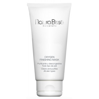 Оксигенирующая маска Natura Bisse Oxygen Finishing Mask