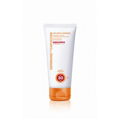 Эмульсия-активатор загара SPF30 Germaine de Capuccini TAN ACTIVATING BODY EMULSION