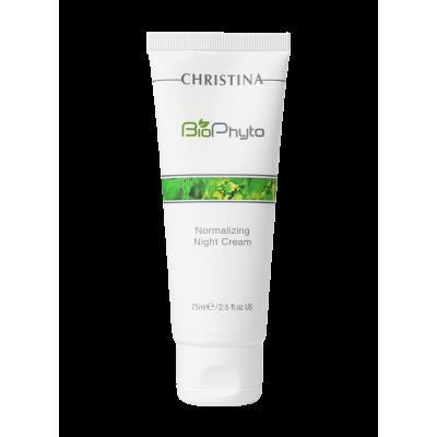 Нормализующий ночной крем Био Фито Christina Bio Phyto Normalizing Night Cream