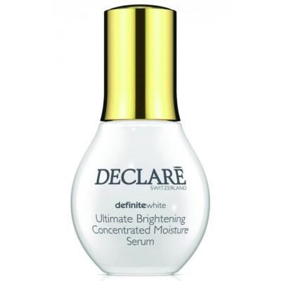 Осветляющая и увлажняющая сыворотка для лица Declare Ultimate Brightening Concentrated Moisture Serum