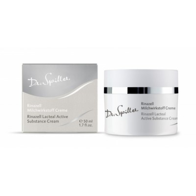 Омолаживающий крем с комплексом молочных пептидов Dr.Spiller Rinazell Lactic Active Cream