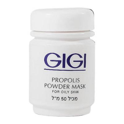 Прополисная пудра для жирной кожи GIGI Propolis powder
