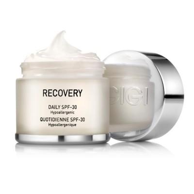 Дневной увлажняющий крем с SPF-30 Recovery GIGI Daily Cream SPF-30