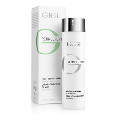 Ночной восстанавливающий крем с Ретинолом Retinol Forte GIGI Night Rerair Cream