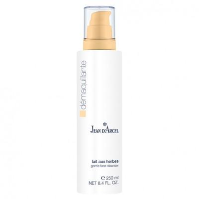 Очищающее молочко для сухой, чувствительной и куперозной кожи Jean dArcel Gentle Face Cleanser