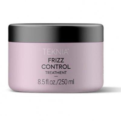 Дисциплинирующая маска для непослушных и вьющихся волос 250 мл Lakme Teknia Frizz Control Treatment