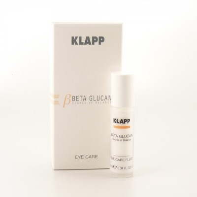 Крем для ухода за кожей вокруг глаз Бета Глюкан KLAPP Beta Glucan Eye Care