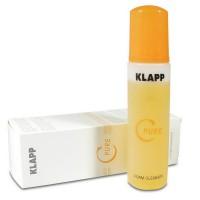 Пена очищающая Витамин С KLAPP C PURE Cleanser