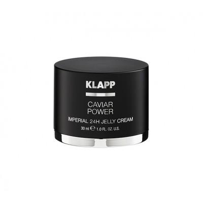 Омолаживающий крем Энергия Икры Империал 24 часа KLAPP Caviar Power Imperial 24H Jelly Cream