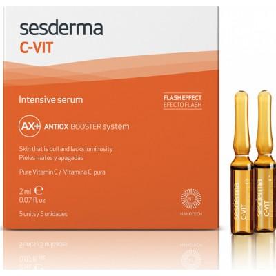 Средство в ампулах с витамином С Sesderma C-Vit Ampoules
