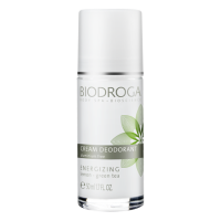 Кремовый роликовый дезодорант без солей алюминия Biodroga Cream Deodorant