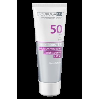 Солнцезащитный крем с высоким фактором защиты СПФ-50 Biodroga MD™ High UV Protection Cream SPF 50