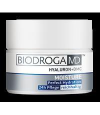 Идеально увлажняющий насыщенный крем 24-часового действия Biodroga MD™ Perfect Hydration 24h Care -extra rich-