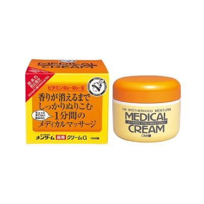 Крем лечебно-восстанавливающий для кожи с витаминами В2 и В6 Omi Brotherhood