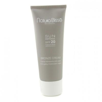 Солнцезащитный крем для лица SPF20 Natura Bisse Bronze Cream SPF20