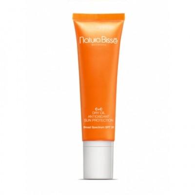 Сухое масло с витамином D Natura Bisse C+C Dry Oil Antioxidant Sun Protection
