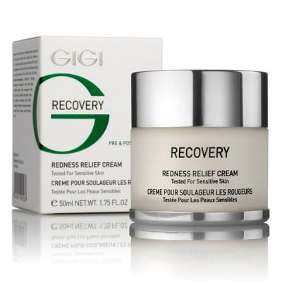 Крем от покраснения и раздражения Recovery GIGI Redness Relief Cream