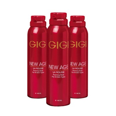 Мусс-маска 12-ти час.лифтинг GIGI New Age Foaming Mask