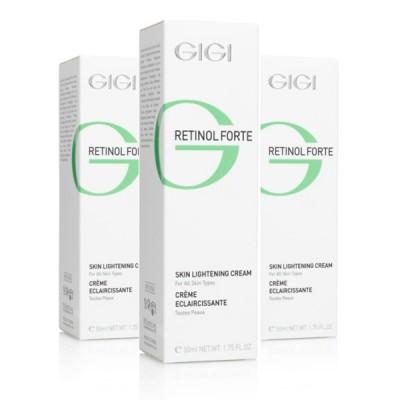 Осветляющий крем с Ретинолом Retinol Forte GIGI Skin Lightening Cream